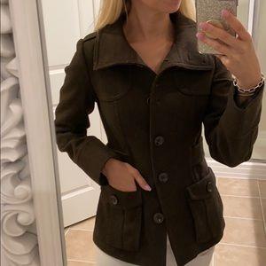 H&M wool pea coat